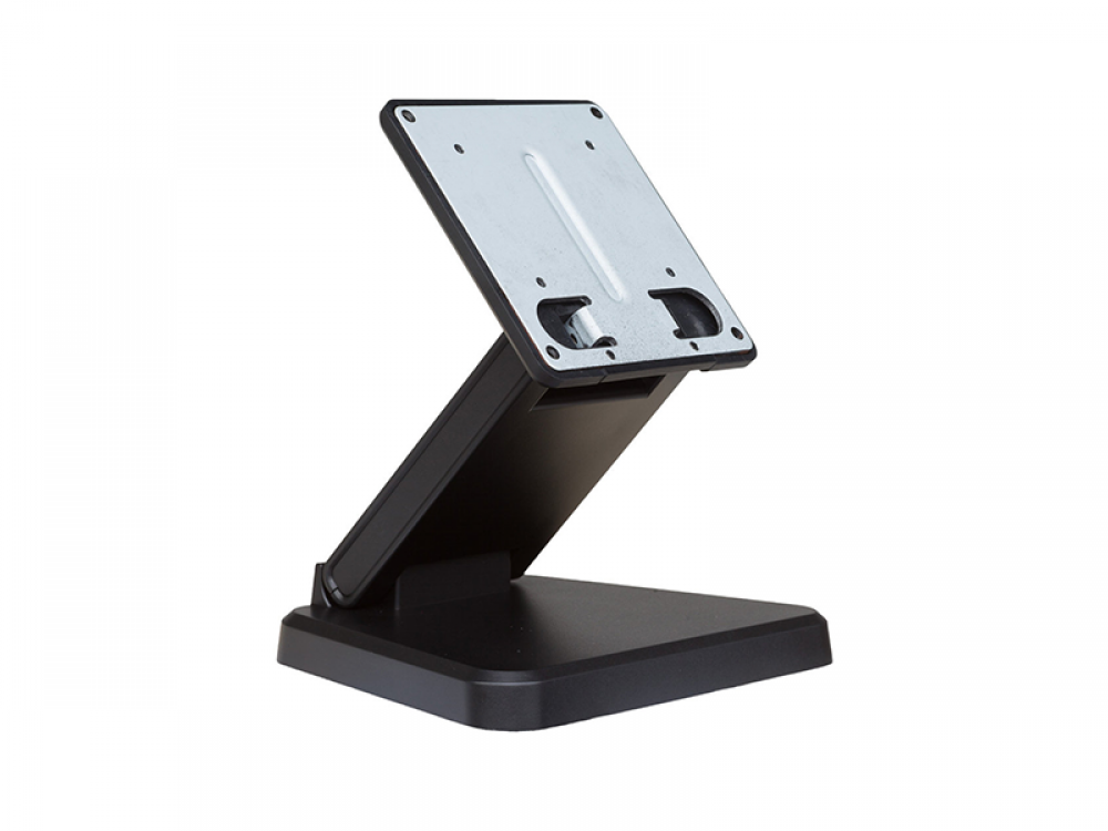 "Deskstand for 7"" and 10"" user terminal"